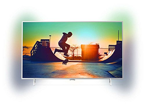 "Philips Smart TV UHD 43"" PUS6432 Televisore Android, 4K, Ultra Slim, Ambilight 2-sided [Esclusiva Amazon.it]"